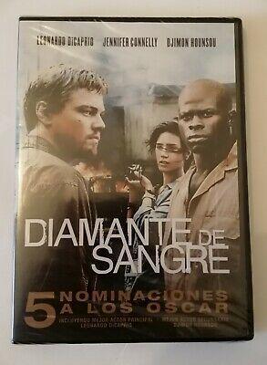 Diamantes De Sangre Dvd Leonardo Dicaprio Jennifer Connelly Africa Ebay Diamante De Sangre Leonardo Dicaprio Jennifer Connelly