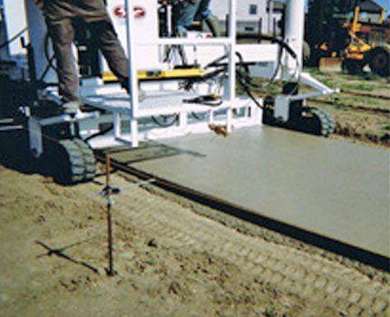 Concrete Paving Machine Concrete Paving Paving Contractors Concrete