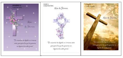 Misa De Honras O Difuntos Invitaciones S 2 00 En