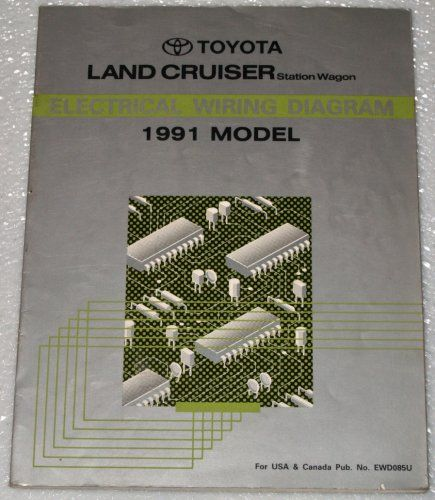 1991 Toyota Land Cruiser Electrical Wiring Diagram (FJ80 Series Station Wagon) | Toyota Land Cruiser Outpost | Toyota Land Cruiser Manuals | Pinterest ... : 80 series wiring diagram - yogabreezes.com