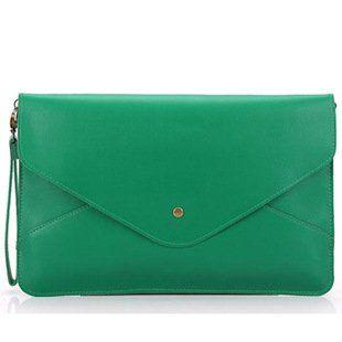 Amazon Com Highwinwin Fashion Lady Women Envelope Clutch Chain