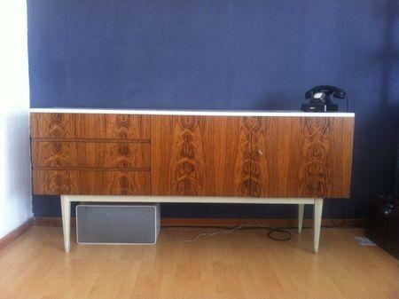 Designer Sideboard 70 Er Jahre 220 Stuffle Furniture