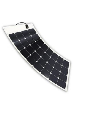 Zamp Solar Zs Ex 100f Dx 100w Flexible Expansion Solar Kit In 2020 Solar Kit Rv Solar Panels Flexible Solar Panels