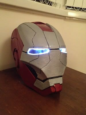 Ironman Foam Builds Info Added On Page 1 For Foam Builds Update On Helmet Page 5 Halo Costume And Prop Maker Community 405t Iron Man Prop Maker Helmet
