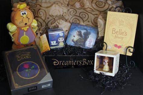 Dreamers-Box / Disney Subscription Box