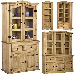 Corona Display Unit Display Cabinet Living Room Furniture Mexican Pine |  EBay | Home Interior | Pinterest | Display Cabinets, Living Room Furniture  And ... Part 87