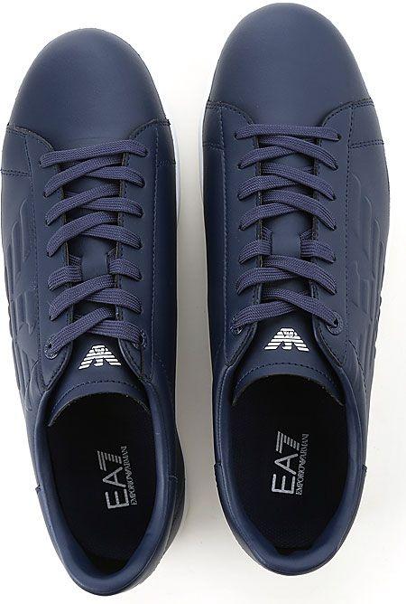 Mens Shoes Emporio Armani, Style code