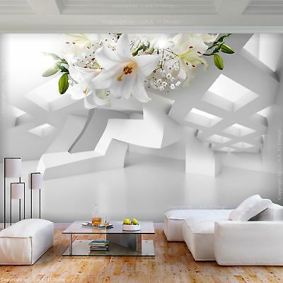 3D Effekt Wohnzimmer Fototapeten Tapete Fototapete Vlies Engel Wandbilder XXL