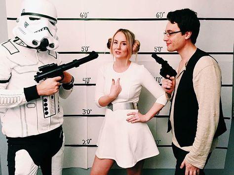 List Of Pinterest Princess Leia Makeup Star Wars Han Solo Images