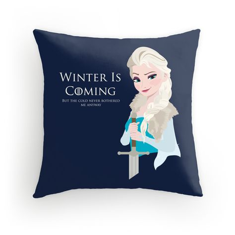Frozen Is Coming @Catie Mason also this one