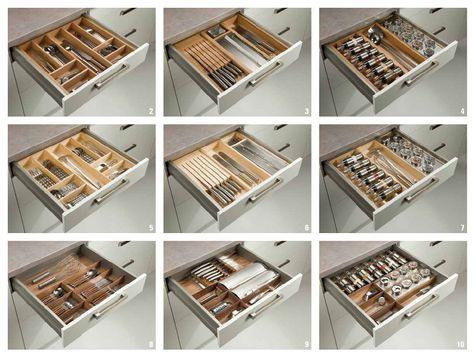 Accesorios para muebles de cocina on pinterest karim for Accesorios para organizar cocina