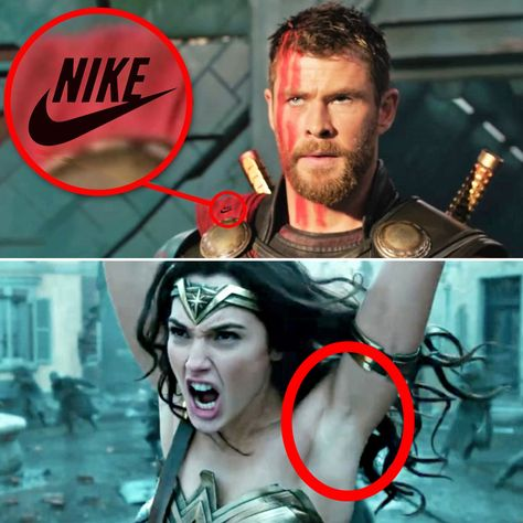 The film editors must have been asleep to miss these obvious costume mistakes on Gal Gadot's character.