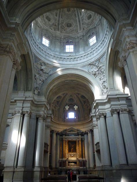 ITALIAN BAROQUE ARCHITECTURE Cortona Santi Luca E Martina 1634 69 Next To Roman Forum By