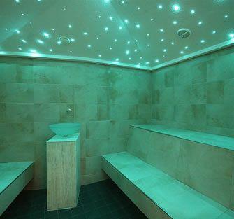 Sauna Turca O Vapor Sauna Arquitectonico Casas