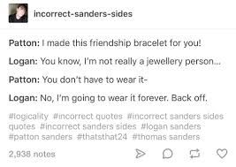 I feel like this would be Patton and Virgil but I still like