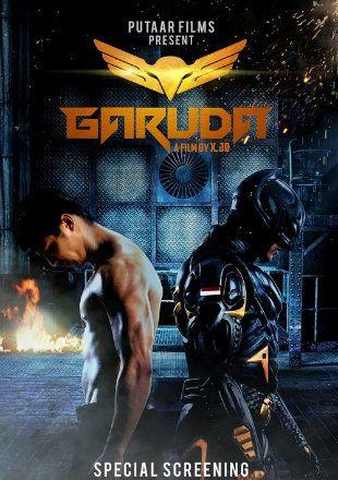 Garuda Superhero 2014 Hdrip 900mb Hindi Dubbed 720p Action