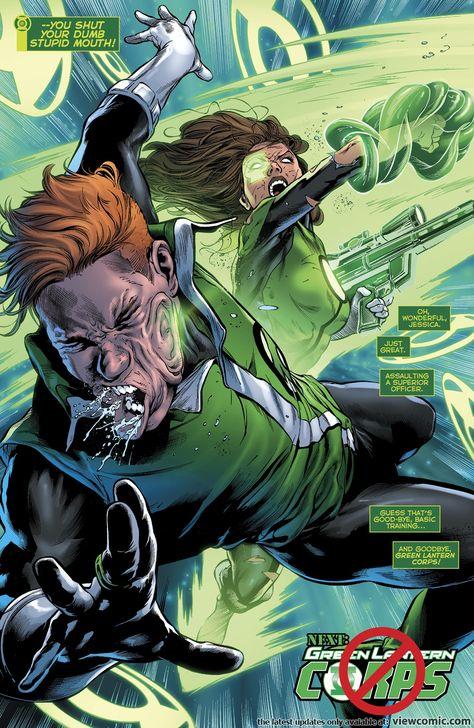 Green Lanterns 024 (2017) ……………………… | View Comic