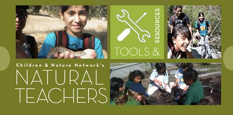 Natural Teachers- Children and Nature Network