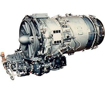 GE CJ610  Born from J85 derivative technology  (Learjet 23