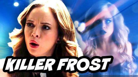 Pin en Caitlin Snow aka Killer Frost