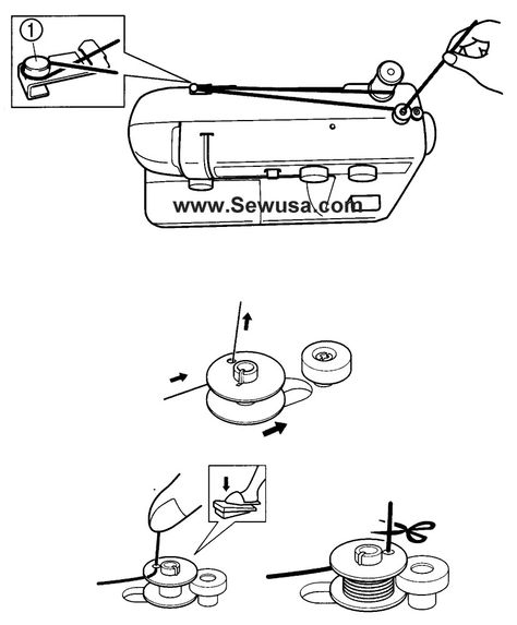 Brother LS 40 Sewing Machine Threading Diagram Brother Sewing Interesting Brother Ls 1217 Sewing Machine