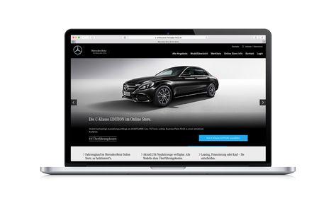 LEAD digital: Keine Sterne für Mercedes - hier verschenkt der Onlinestore Potenzial - Blogomotive