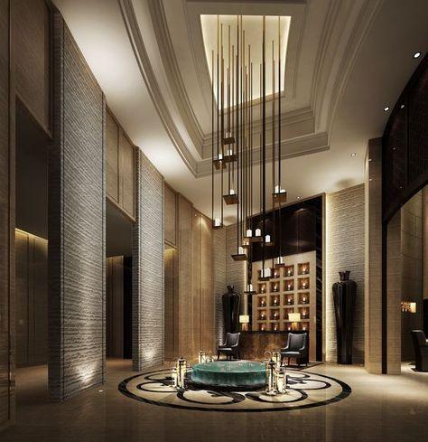 Résultats de recherche d\'images pour « hall d\'entrée hotel ...