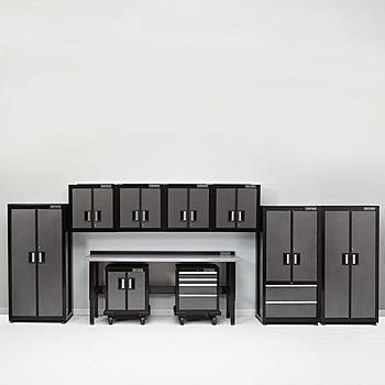 Premium Heavy Duty Garage Organization 10 Piece Suite Garage Organization Garage Storage Garage