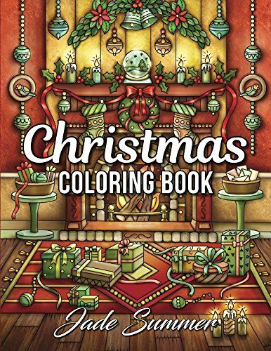 10 Best Christmas Coloring Books For Adults Unique Uniquegifts Adultcoloringbooks Coloringbook Christmas Coloring Books Coloring Books Gifts Coloring Books