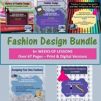 Fashion Design Bundle Distance Learning Digital Fashion Design Fashion Designers Famous Emerging Designers Fashion