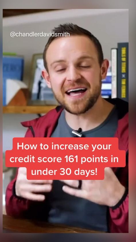 Increase your credit score by 161 points in 30 days? 🤑🤔