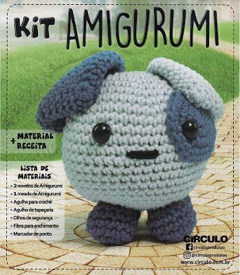 Kit Amigurumi Safari Baby Circulo   Armarinho São José   400x349