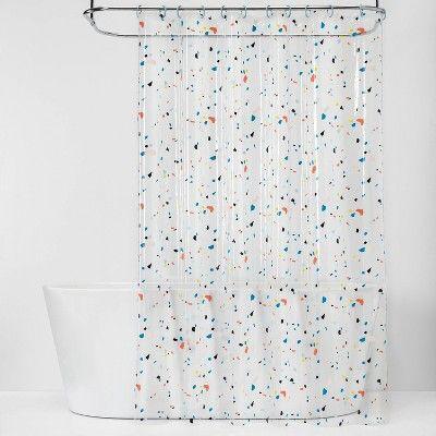 Confetti Shower Curtain Bundle Room Essentials Target Room