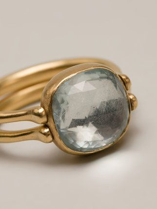 Marie Helene De Taillac reversible ring - Wedding And Engagement