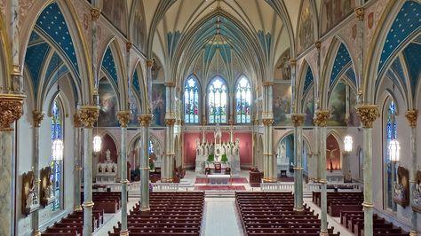 3 Hidden Details Inside the Cathedral of St. John the Baptist - Visit Savannah