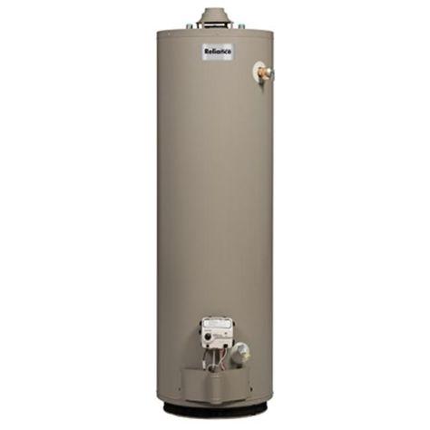 Westinghouse Premium 50 Gallon Medium 10 Year High Efficiency Liquid Propane Gas Water Heater At Menards Gas Water Heater Electric Water Heater Water Heater