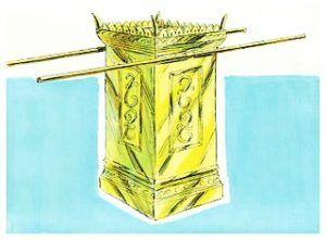 El Altar De Incienso Del Tabernaculo Utensilios Del Tabernaculo Imagenes Mobiliario Del Tabernaculo Imagenes Estudio Biblico Simbolos Masonicos Biblicos