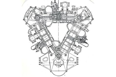 Valve Train Of Internal Combustion Engine Schematic