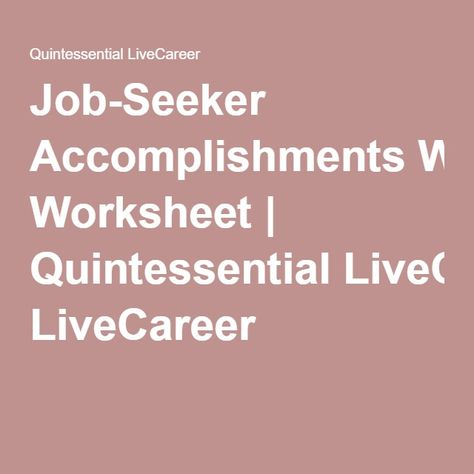 Transferable and Marketable Skills in Your Cover Letter - live career cover letter