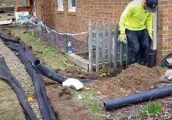 Oakland County Michigan French Drain Build French Drain Systems