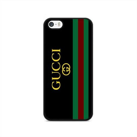 new concept 9a16b 48b85 Brands Gucci iPhone 5|5S|SE Case | Caserisa | Case cell phone