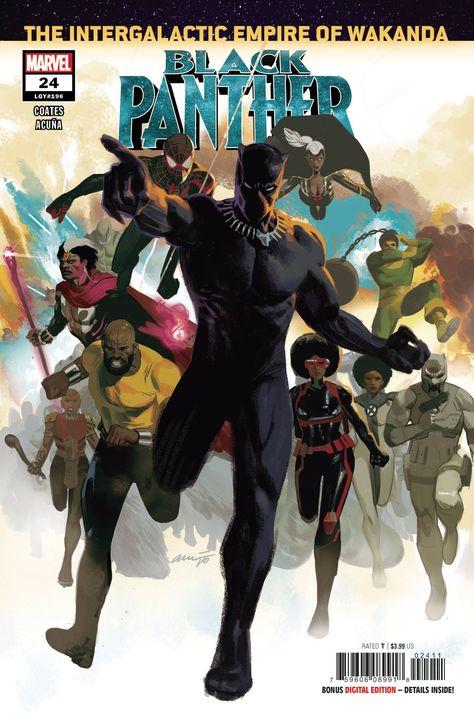 BLACK PANTHER #24.