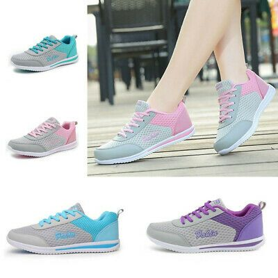 Women Tennis Shoes Ladies Casual Athletic Walking Running Hiking Sneakers New