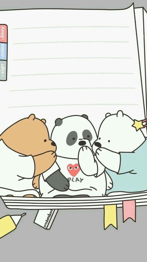 76 Ide Wbb Beruang Kutub Boneka Hewan Ilustrasi Karakter