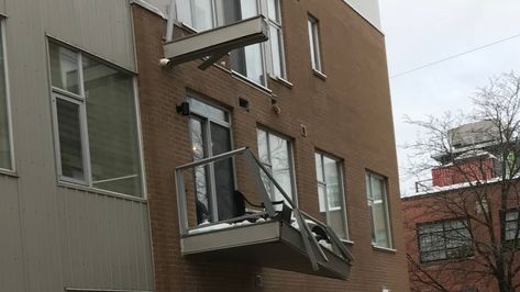 Condo manager warned of sagging balcony months before