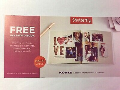 Shutterfly 8 8 Photo Book Coupon Code Expires April 30 20 Photo Book Coupon Codes Coding