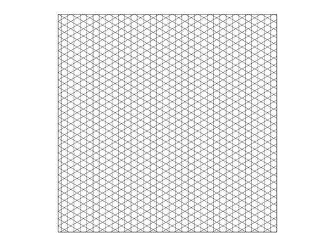 crear una cuadrícula isométrica en Adobe Illustrator Isometric - isometric dot paper