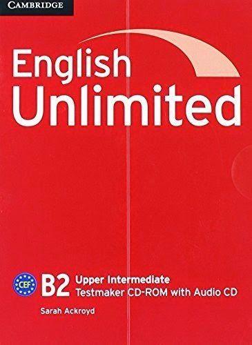Ebook: english unlimited c1 advanced coursebook +audiocd estudy.
