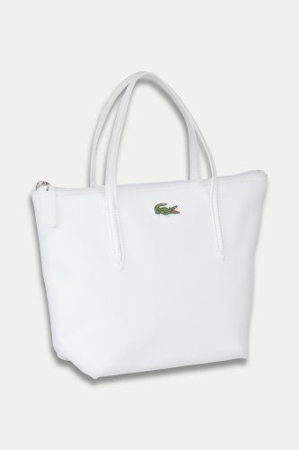 aa632db854 Lacoste L.12.12 Concept Small Tote   Bags   Wallets