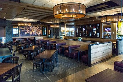The Modern Designed Restaurant Includes A Comfortable Dining Room Three Sided Modern Full Service Bar Two Private Dining Granite City Brewery Private Dining